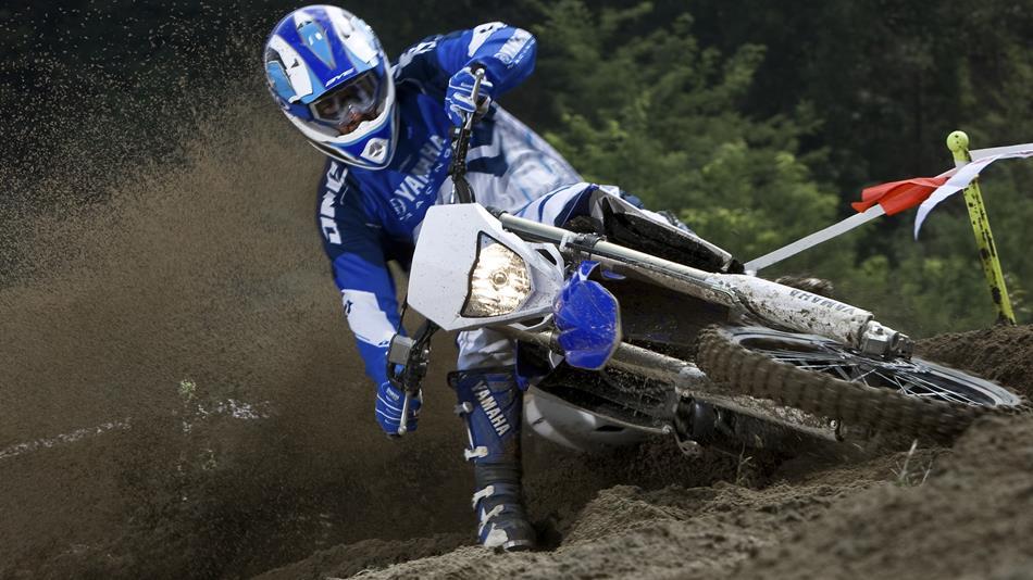 WR 250 F: Cross: Motocikli: YAMAHA SIBEG