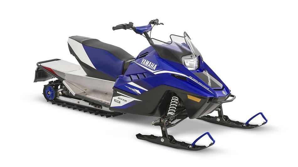 Yamaha Sno Scoot Youth Snowmobile