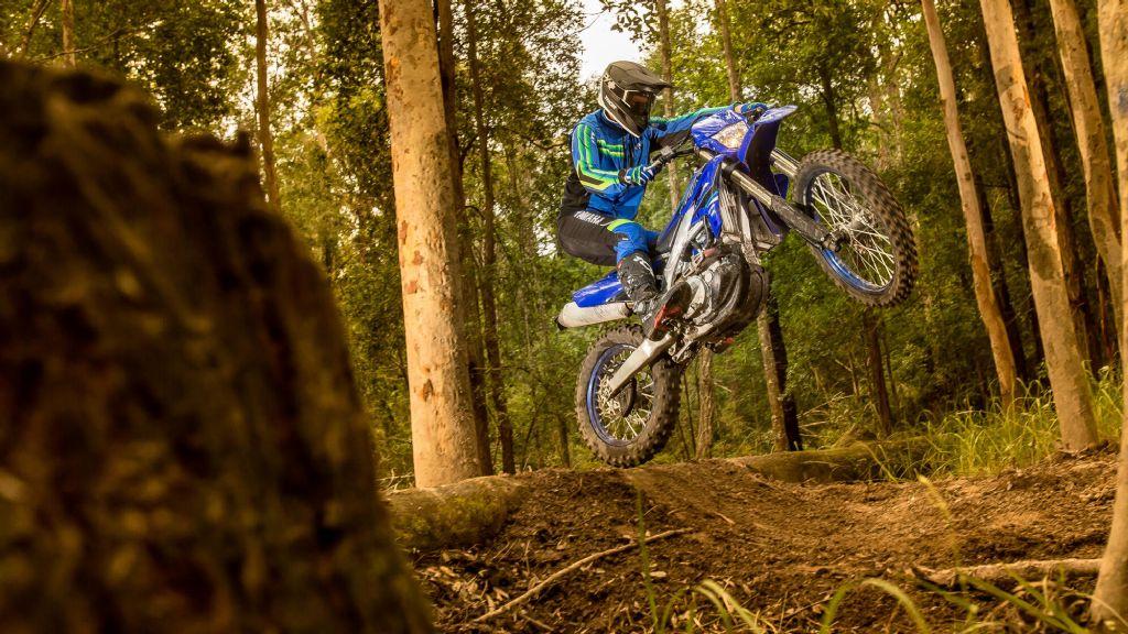 Yamaha WR450F 2016 : Ce qui change - Moto-Station