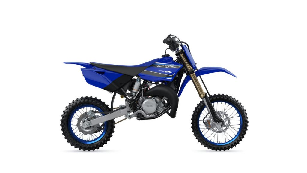 YZ 85 LW 2021: Cross: Motocikli: YAMAHA SIBEG