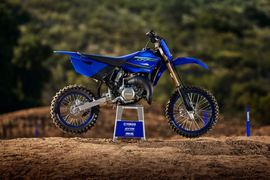 YAMAHA YZ 125 2021 125 cm3 | moto cross | 0 hr | Bleu